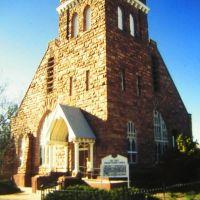 First Presbyterian Church, Douglas, AZ, feb 1995, Пиртлевилл