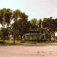 Phelps Dodge branch management housing, Пиртлевилл