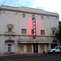 Grand Theatre, Douglas, Arizona, Пиртлевилл
