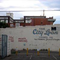 «The City Loan», Douglas, Arizona, Пиртлевилл