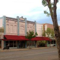 Irene Building, Douglas, Arizona, Пиртлевилл