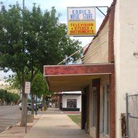 Eddies Music Store, Douglas, Arizona, Пиртлевилл