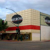 Melrose, Douglas, Arizona, Пиртлевилл