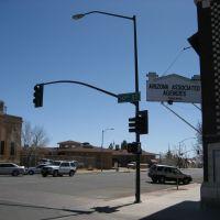10th Street, Douglas, AZ, Пиртлевилл