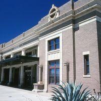 EL Paso & Southwestern railroad depot, Пиртлевилл