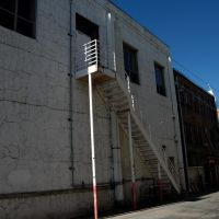 Alleys of Prescott Tour; north of the plaza, Прескотт