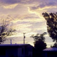 Sunset from 5th Avenue, Сан-Мануэль