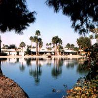 Sun City lake, Сан-Сити
