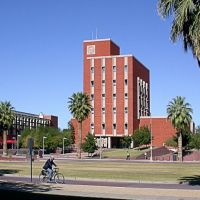 University of Arizona, Administration Building  11/8/2008, Тусон