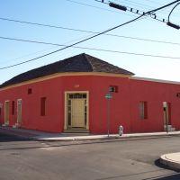Maison Rouge, Barrio Viejo, Tucson, AZ, Тусон