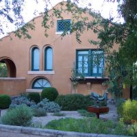 The Cheyney House dans le Presidio, Tucson, AZ, Тусон
