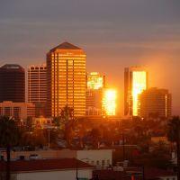 phoenix uptown sunrise_#01 _ phoenix, arizona _ dec 19, 2008 _ (© 2008 megart), Финикс