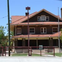 Arizona Historical Society and Phoenix Trolley Musuem, Финикс