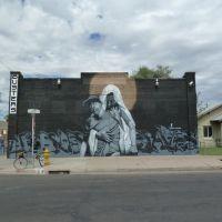 Phoenix, AZ, USA: Jesus Saves - Francisco Enuf Garcia, 2011, Финикс