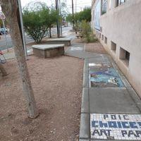 Phoenix, AZ: POIC Choices Art Park, Финикс