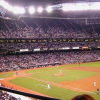 Bank One Ballpark, Phoenix, AZ, Финикс