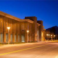 NAU Cline Library, Флагстафф