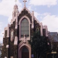 Beaver Street Catholic Church Flagstaff, AZ - circa 1998, Флагстафф