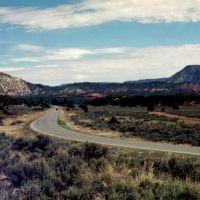 Near Ft. Definance, Arizona, Форт-Дефианс