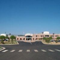 Fort Defiance Navajo Area IHS Hospital, Fort Defiance, Arizona, Форт-Дефианс