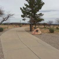 Military Intelligence Heritage Walkway, Форт-Хуачука