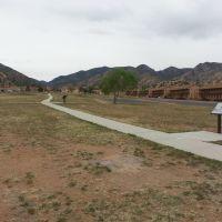 Military Intelligence History Walkway, Форт-Хуачука