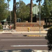 Chandler Center, Чандлер