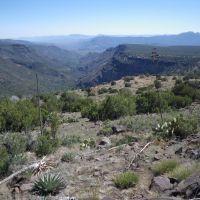 Lower Deadman Mesa View, Чинли