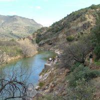 Verde Hot Springs @ 2,655 elevation, Чинли