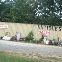 Arkansas antiques, Александер