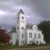 Historic Desha County Courthouse, Арканзас-Сити