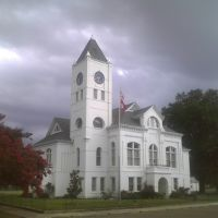 Historic Desha County Courthouse, Арканзас-Сити