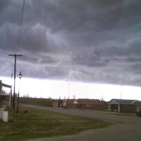 Storm Over Arkansas City, Арканзас-Сити