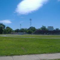 Atkins High School Football Field And Track, Аткинс