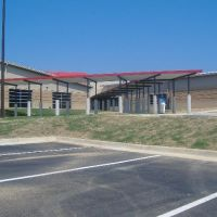 atkins new elem. and middle school in atkins,ar., Аткинс