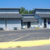 hardware store and movie rentals, Аткинс