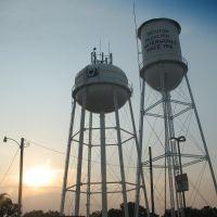 Benton Waterworks Since 1916, Бентон