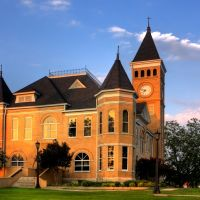 Arkansas - Saline County Courthouse, Бентон