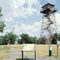 Rich Mountain Fire Tower, Блевинс
