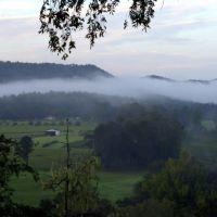 Foggy Valley, Блевинс