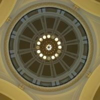Dome Arkansas State Capitol Building - Little Rock AR, Брадфорд
