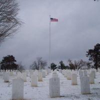 National Cemetery; Fayetteville Arkansas, Вашингтон