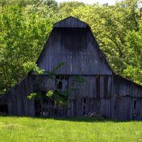 Barn, Вашингтон