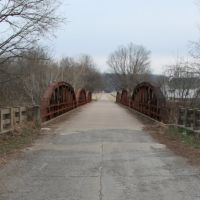 Old US 71 Bridge - 1930 - Over West Fork of  White River, Вашингтон