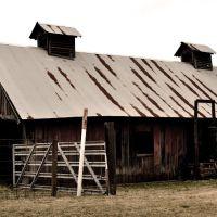 Old Barn, Вашингтон
