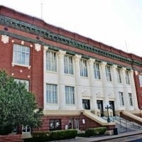 Phillips County Courthouse - Built 1914 - Helena, AR, Вест Хелена