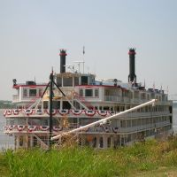 the mississippi queen, Вест Хелена