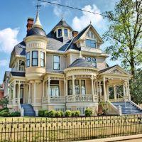 Pillow - Thompson House - Built 1896, Вест Хелена