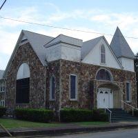 Judsonia Methodist Church, Кенсетт