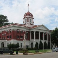 White County Court House, Searcy, Arkansas, Кенсетт